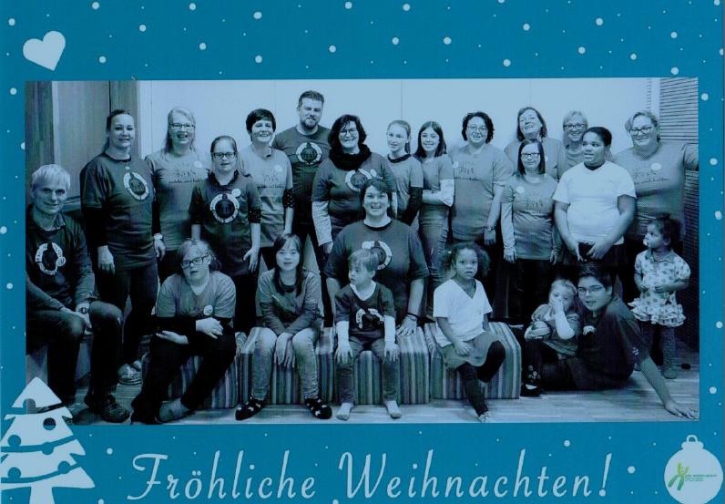 VonWegenDown! wünscht Frohe Weihnachten