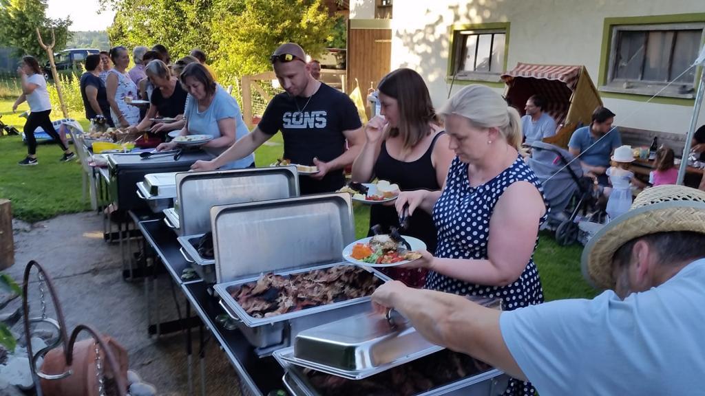 Sommerfest 2019 mit Barbecue